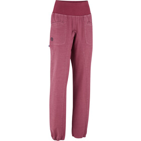 Edelrid Sansara II Pants Women raspberry